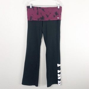 VS Pink yoga pants sz M